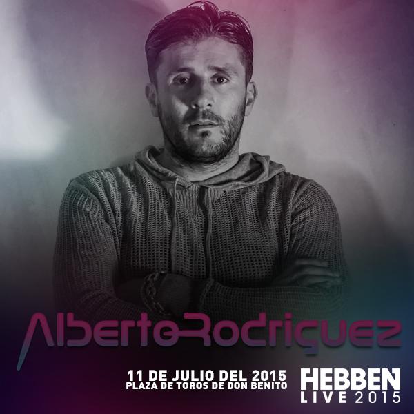 alberto rodriguez hebben live 2015