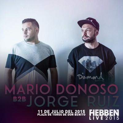 Mario Donoso b2b Jorge Ruiz