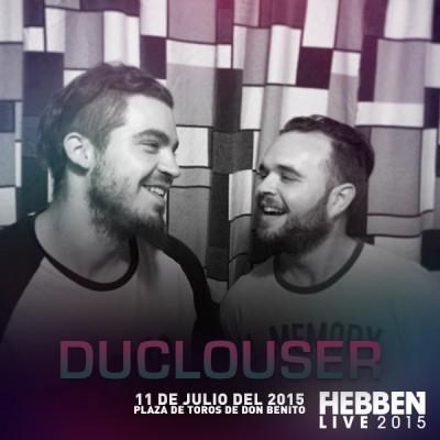 duclouser hebben live 2015