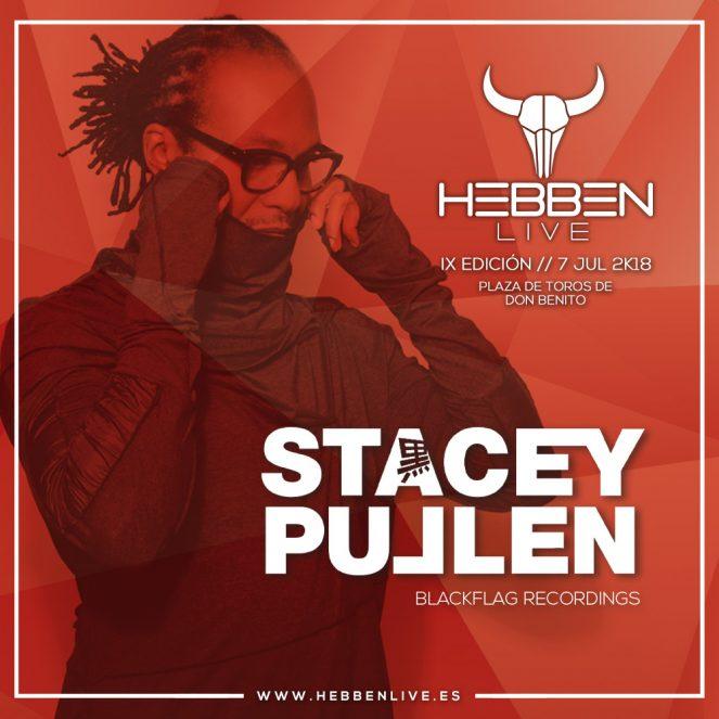 STACEY PULLEN - HEBBEN LIVE 2018